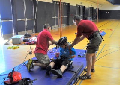 Camp STAR for kids with Spina Bifida 2011