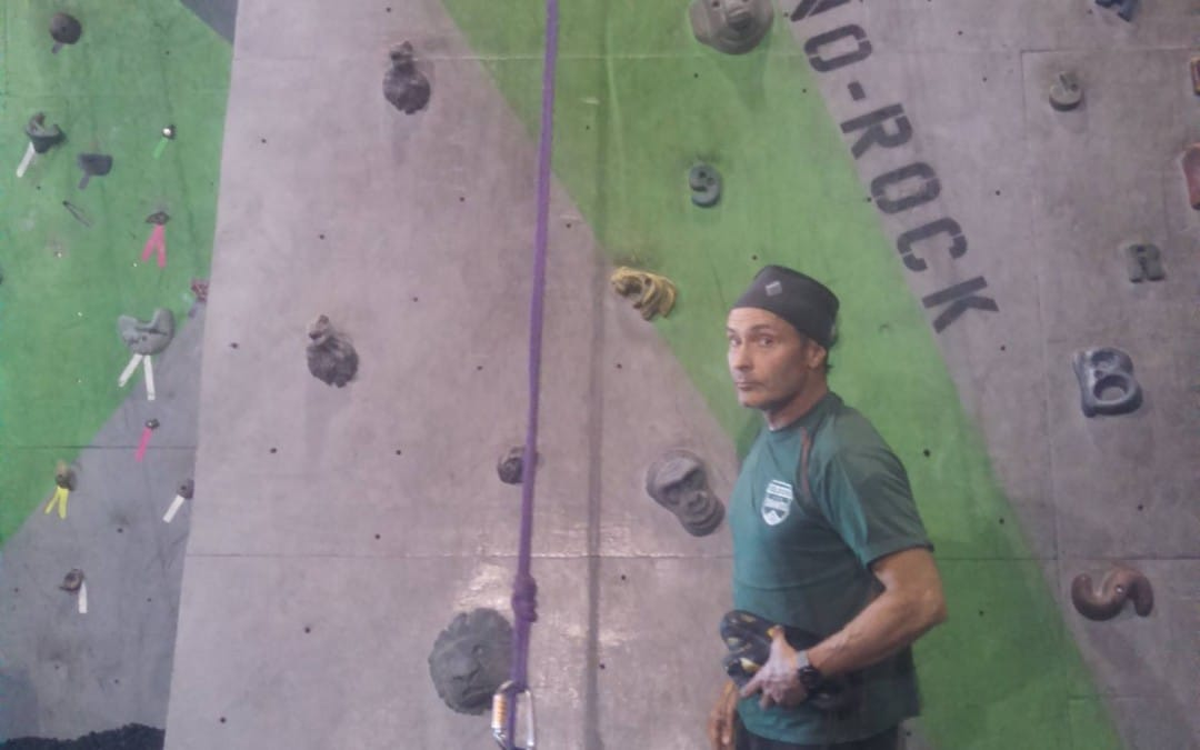 Climbing Slabs at Rock Gyms
